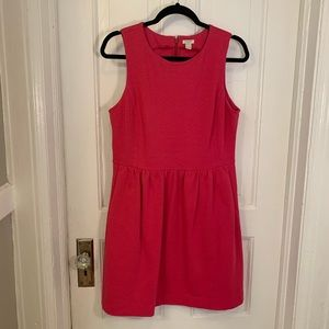 J Crew Pink Sleeveless Dress 👗💓💓